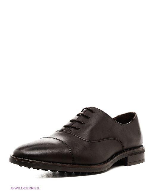 Mango Man   Мужские Коричневые Туфли
