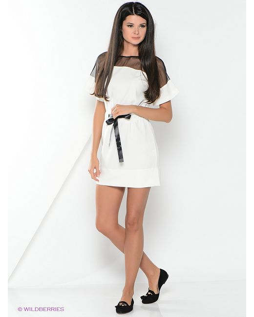 Gloss | Женские Белые Платья