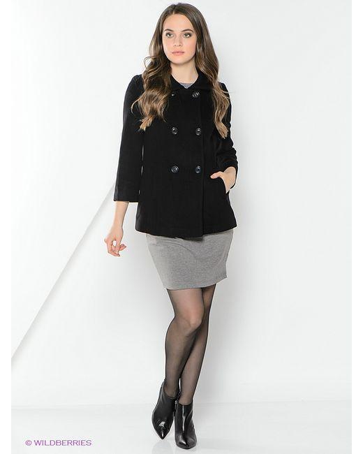 ADL | Женское Чёрное Пальто
