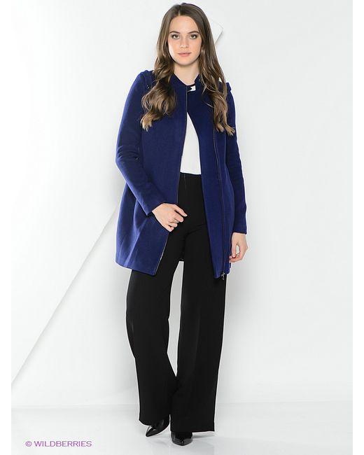 ADL | Женское Синее Пальто