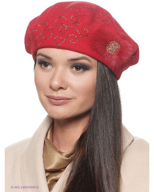 Avanta | Женские Красные Береты