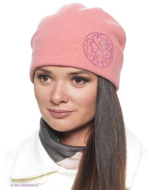 Avanta | Женские Розовые Шапки