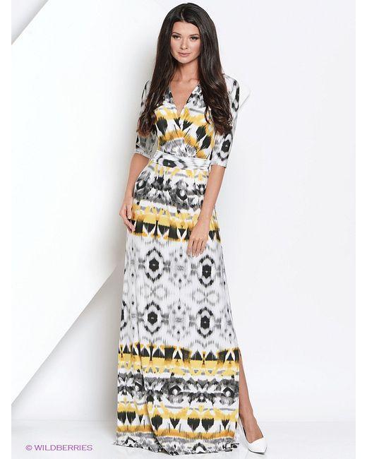 Barcelonica | Женские Жёлтые Платья