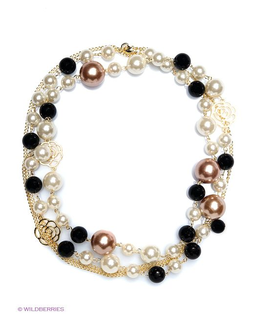 Lovely Jewelry   Женское Белое Колье