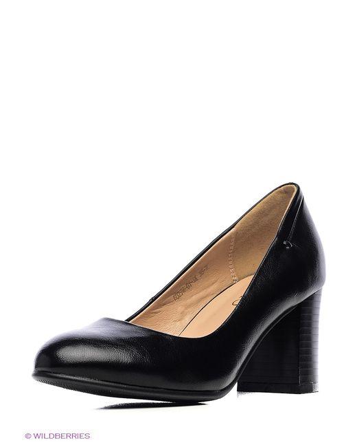 Inario | Женские Чёрные Туфли