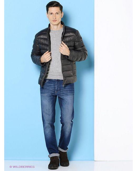 Trussardi | Мужские Антрацитовые Куртки