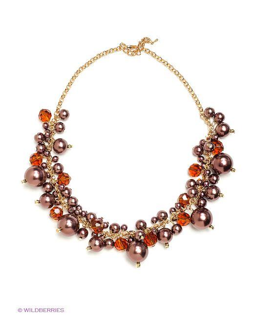 Lovely Jewelry | Женское Коричневое Колье
