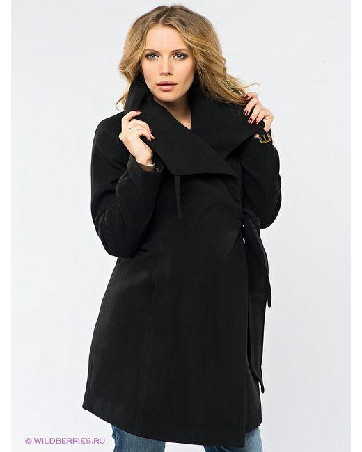 Love2Wait | Женское Чёрное Пальто