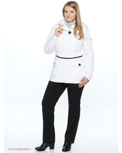 Finn Flare | Женские Белые Куртки