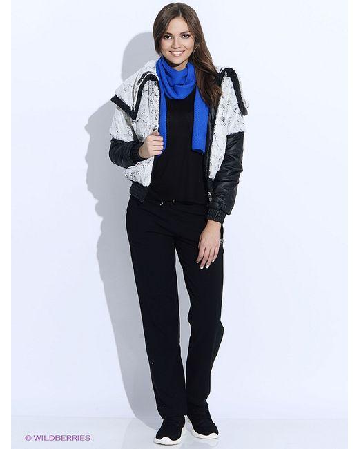 EA7 | Женские Чёрные Куртки