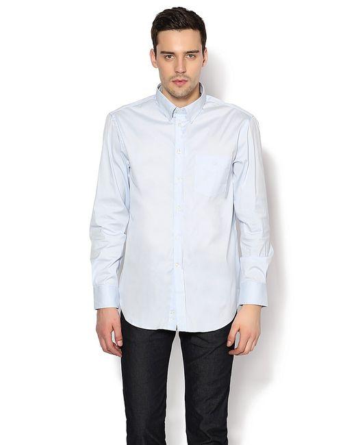 Emporio Armani | Мужские Голубы Рубашки