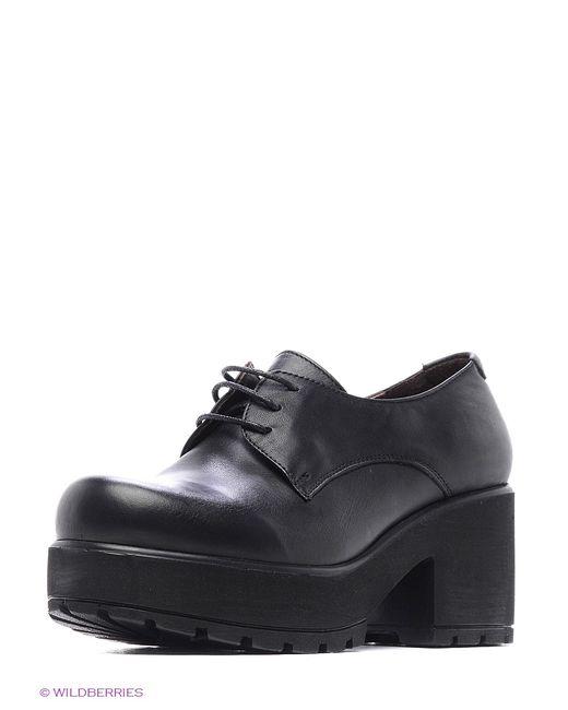 Ridlstep | Женские Чёрные Туфли