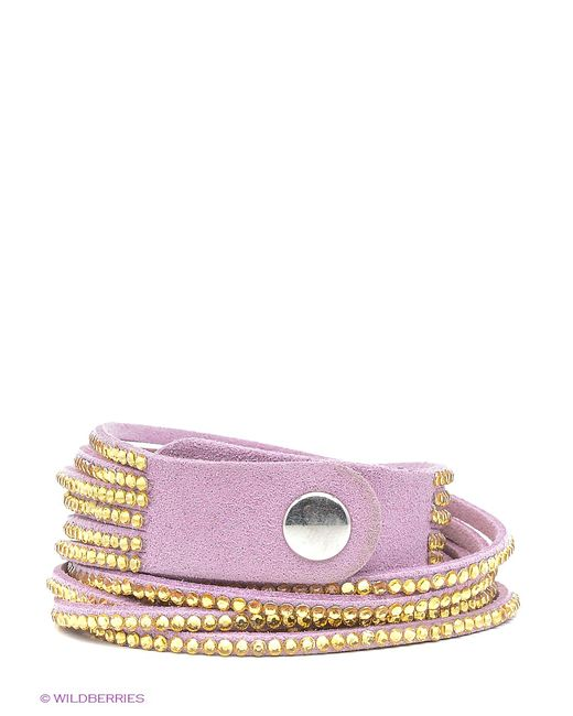 Milana Style | Женские Фиолетовые Браслеты