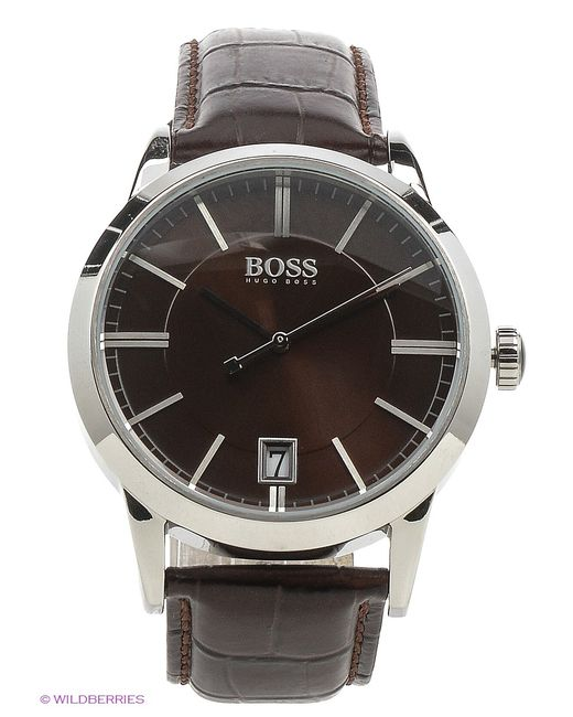 Hugo | Мужские Серебристые Часы