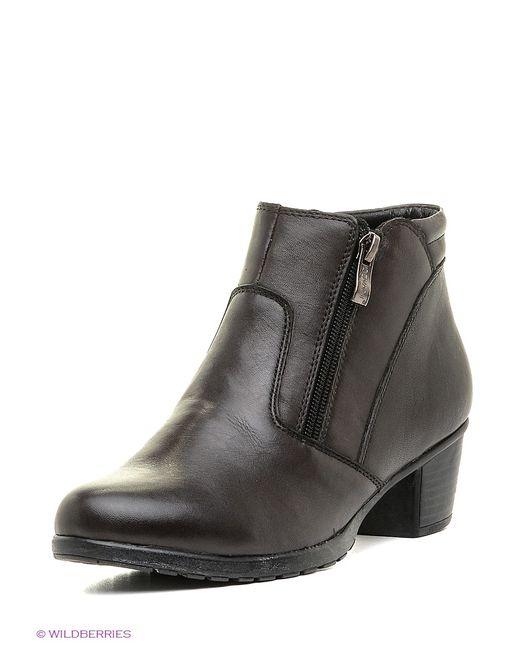 Covani | Женские Антрацитовые Ботинки