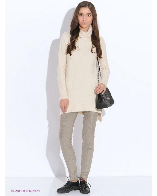 s.Oliver | Женские Молочные Пуловеры