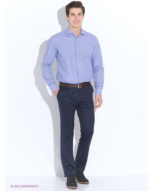 MAURIZIO BALDASSARI | Мужские Синие Рубашки