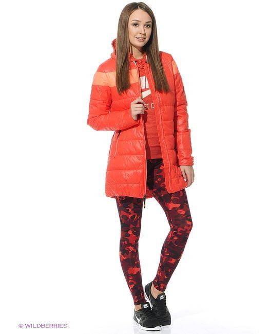 Nike | Женские Красные Куртки