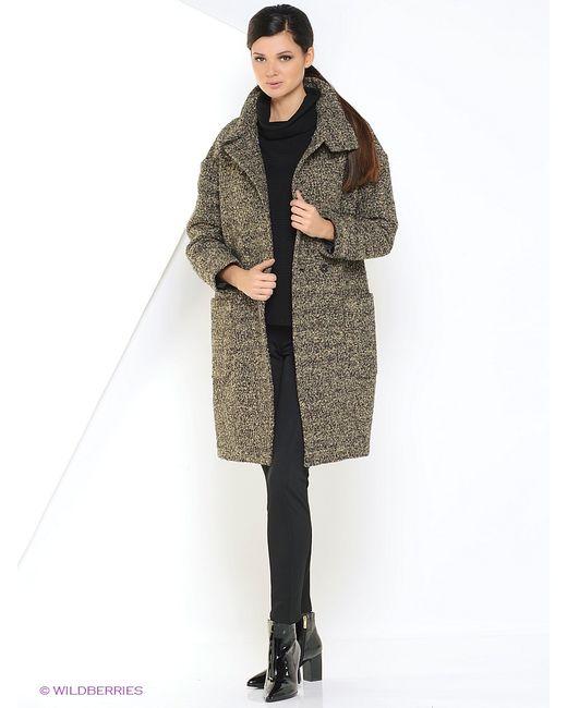 Compagnia Italiana   Женское Чёрное Пальто