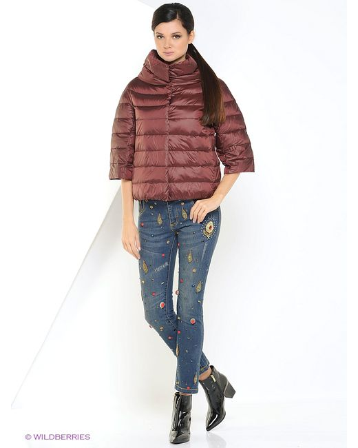 Compagnia Italiana | Женские Коричневые Куртки