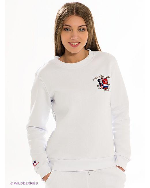 Sport Vision   Женские Белые Джемперы
