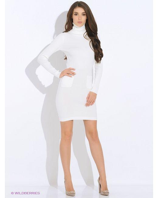 Baon | Женские Белые Платья