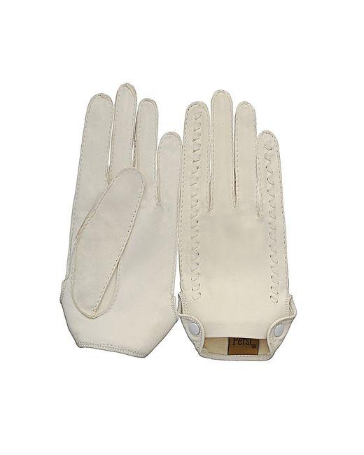 PerstGloves   Женские Белые Перчатки