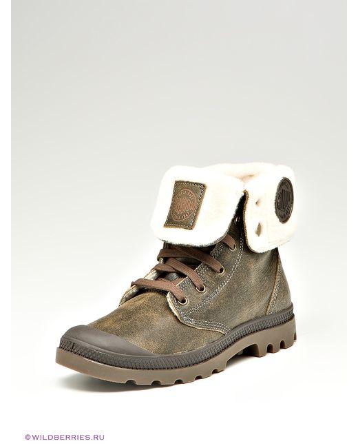 Palladium   Мужские Коричневые Ботинки