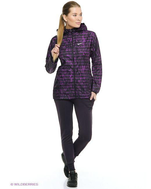 Nike | Женские Фиолетовые Ветровки