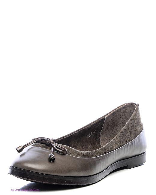 JUST COUTURE | Женские Коричневые Туфли