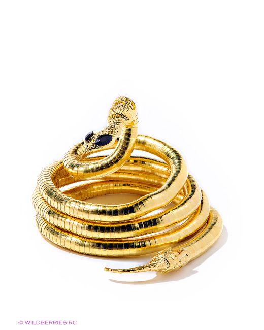 Lovely Jewelry   Женские Золотистые Браслеты