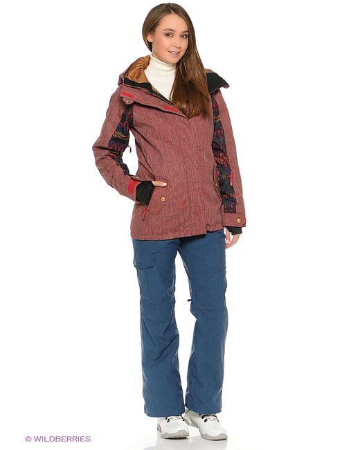 Roxy   Женские Красные Куртки