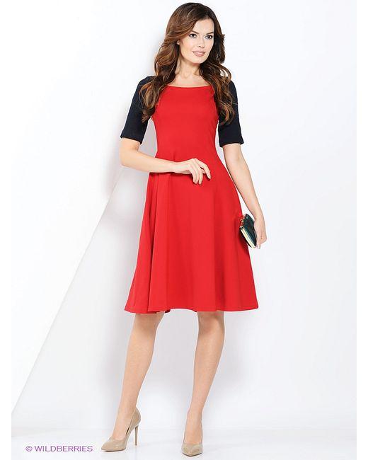 IrisRose   Женские Красные Платья