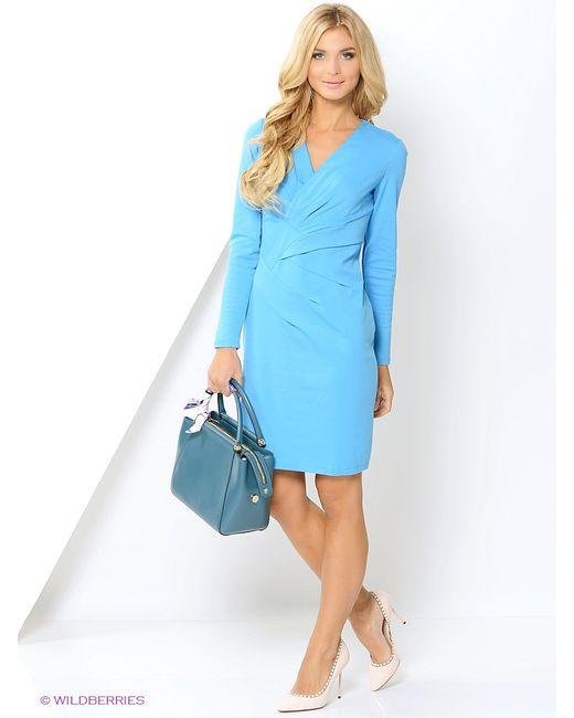 Царевна | Женские Голубы Платья