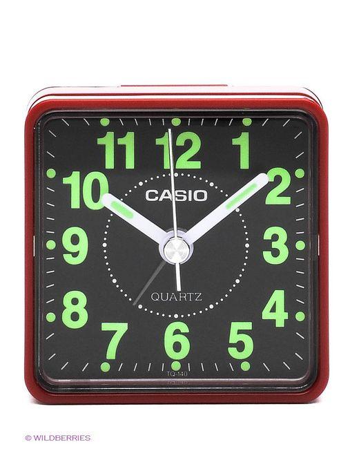 Casio | Женские Красные Часы