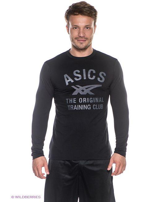 Asics | Мужской Чёрный Лонгслив