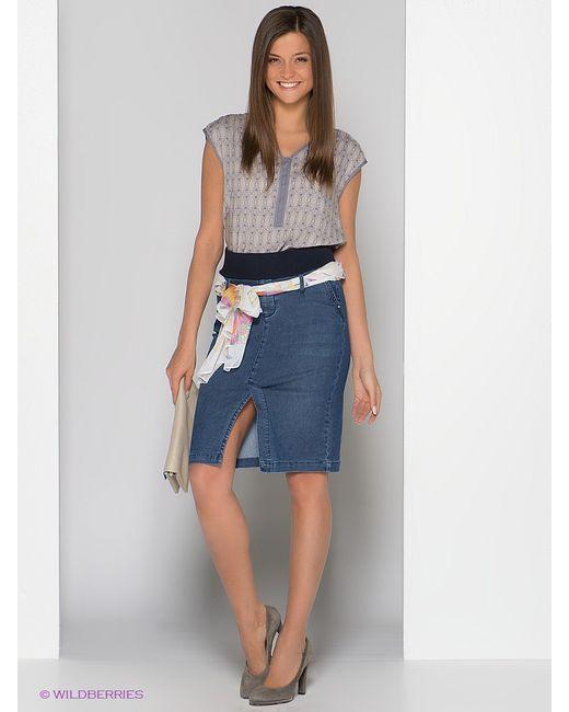 Palm Beach Jeans | Женские Синие Юбки
