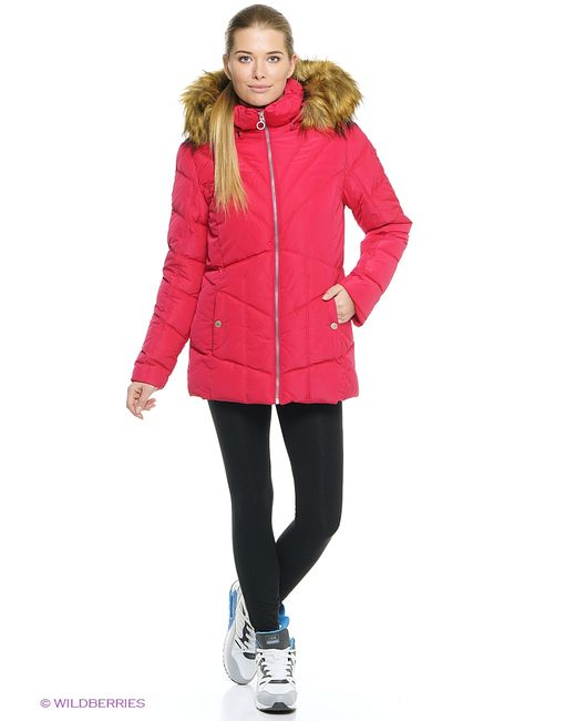 Luhta | Женские Красные Куртки