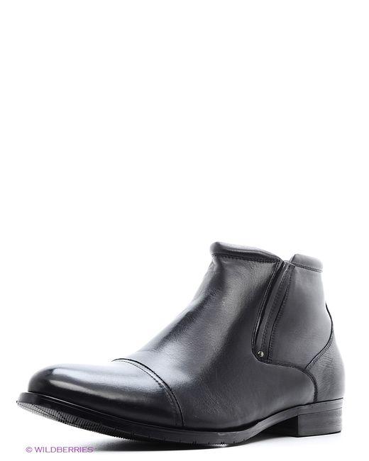 JUST COUTURE | Мужские Чёрные Ботинки
