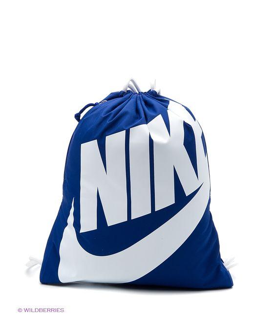 Nike | Мужские Синие Рюкзаки
