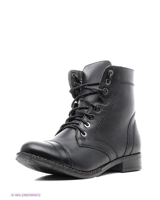 ЭГО | Женские Чёрные Ботинки