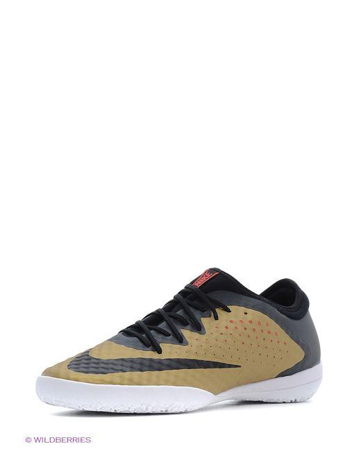 Nike   Мужские Жёлтые Кеды