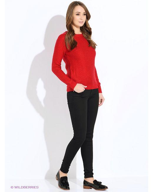Oodji | Женские Красные Джемперы