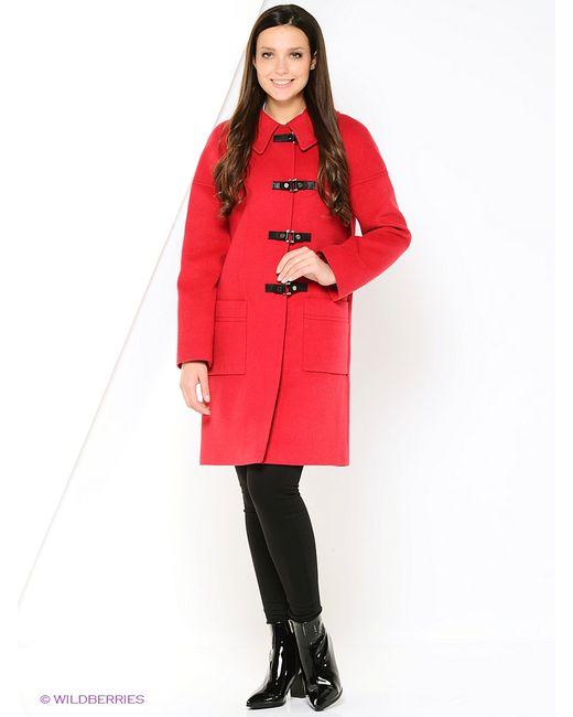 FORTUNA | Женское Красное Пальто