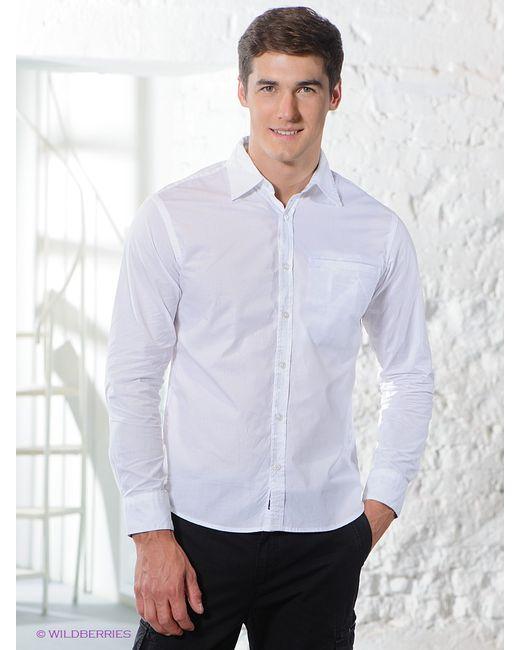 Mavango | Мужские Белые Рубашки