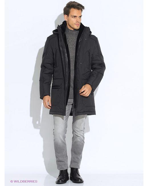 BAZIONI   Мужские Чёрные Куртки
