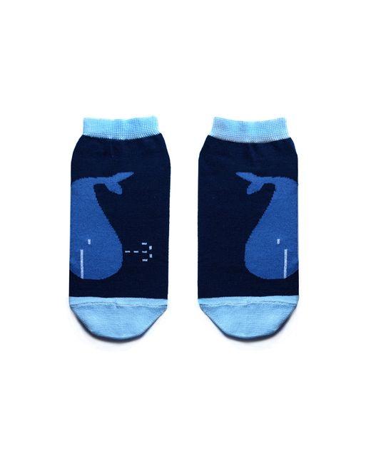 Big Bang Socks | Мужские Синие Носки