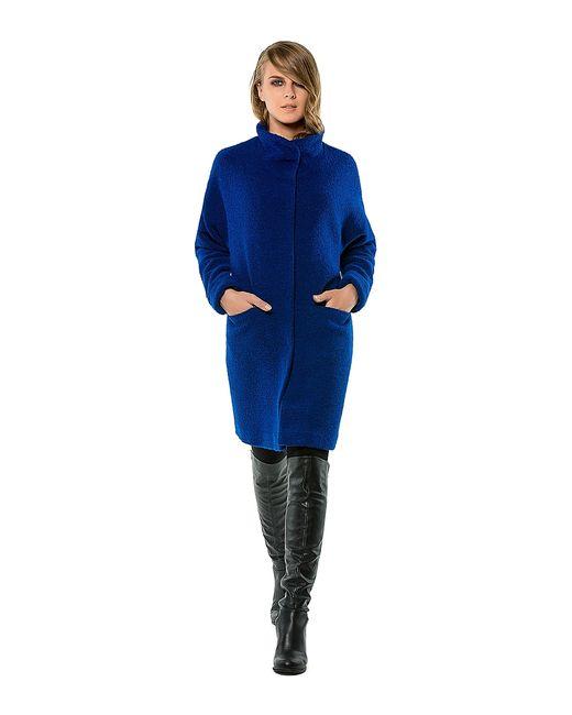 Helmidge   Женское Синее Пальто