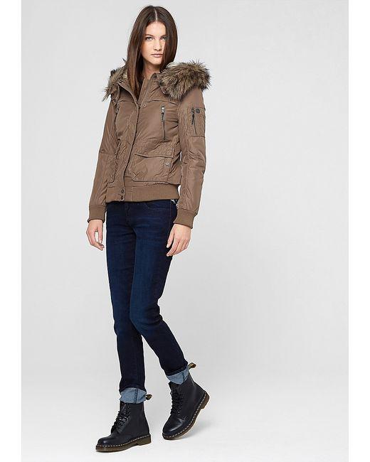 s.Oliver | Женские Бежевые Куртки