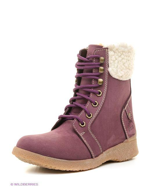 Best Walk | Женские Фиолетовые Ботинки